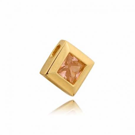 Złoty wisiorek N61W