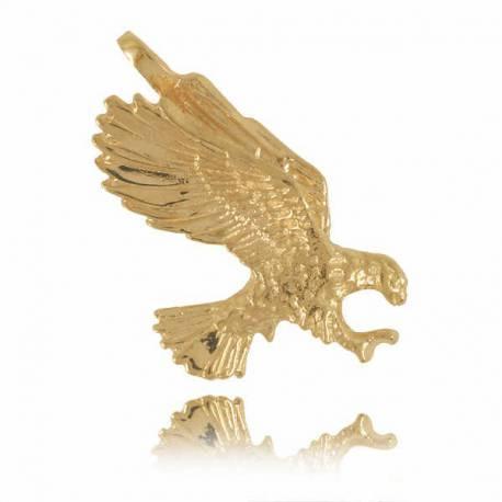 Złoty wisiorek W19