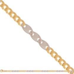 Łańcuszek złoty model-Lm026