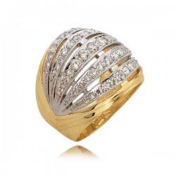 Elegancki pierścionek na prezent