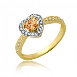 Uroczy kobiecy pierścionek P1898