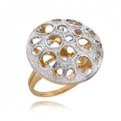 Złoty pierścionek PB197