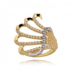 Złoty pierścionek PB222