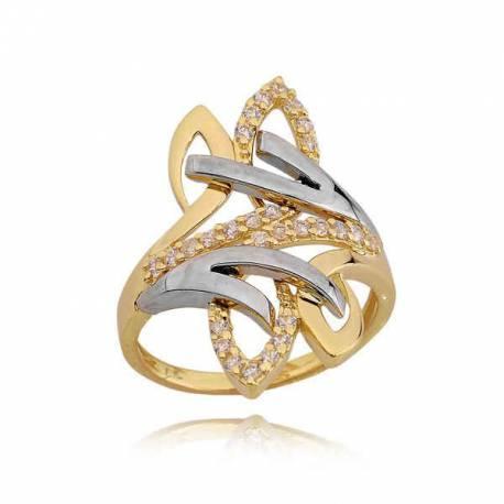 Złoty pierścionek PB223