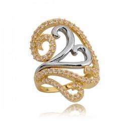 Złoty pierścionek PB226
