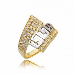 Złoty pierścionek PB240